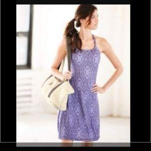 prAna Breathe Lavender Quinn Dress